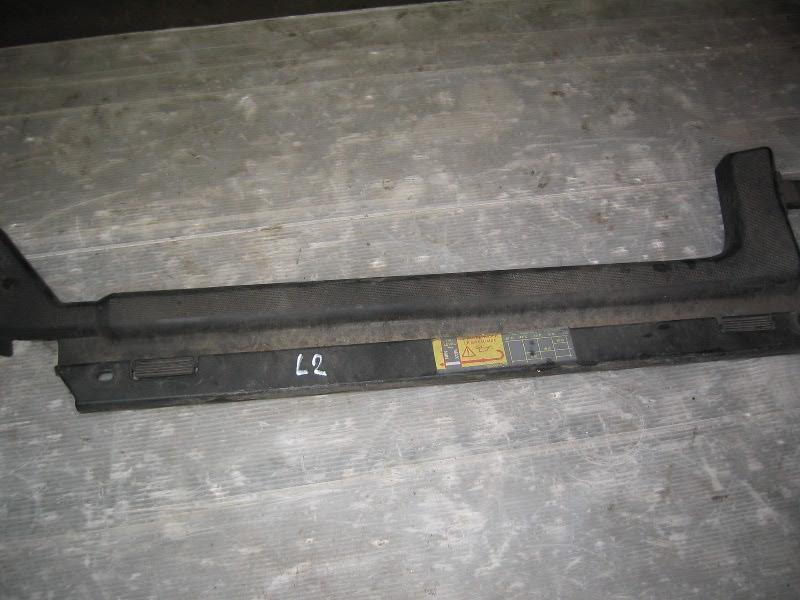 Laguna II  01-07   plastový kryt horní příčky čela