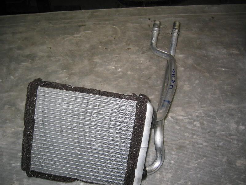 Laguna II  01-07 | radiátor