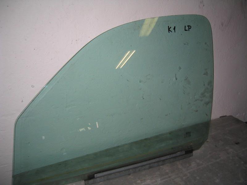 Kangoo  98- | sklo dveří LP