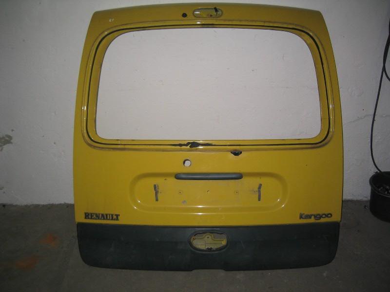 Kangoo  98- | dveře kufru výklopné
