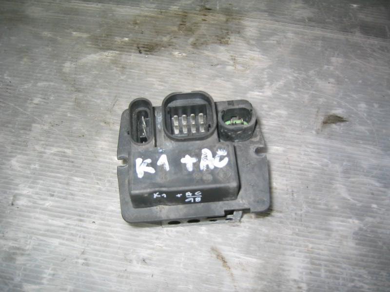 Kangoo  98- | předřadný odpor topení pro AC