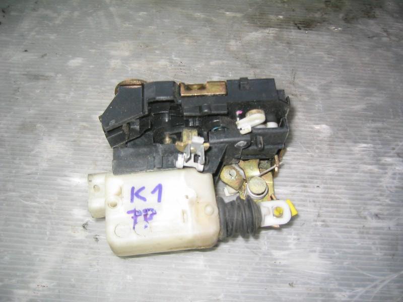 Kangoo  98- | zámek dveří PP