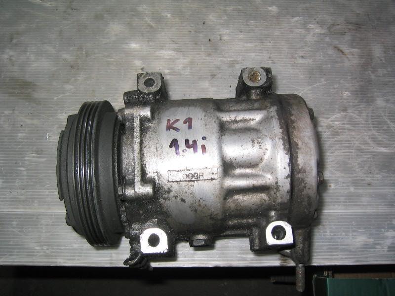 Kangoo  98- | kompresor klimatizace