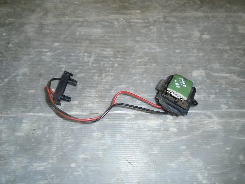 Megane I facelift 99-02 | odpor ventilátoru topení