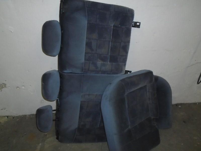 Megane I facelift 99-02 | sedadla zadní komplet