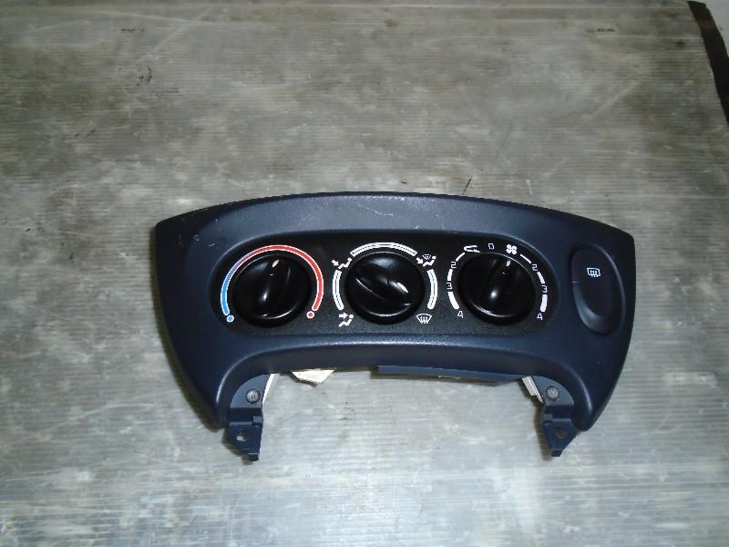Megane I facelift 99-02   ovládání topení -AC