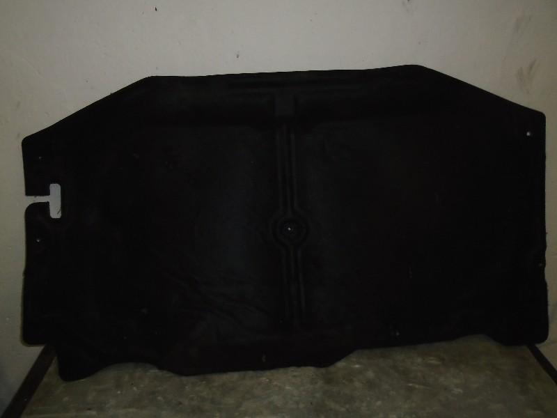 Megane I facelift 99-02 | tepelný kryt kapoty