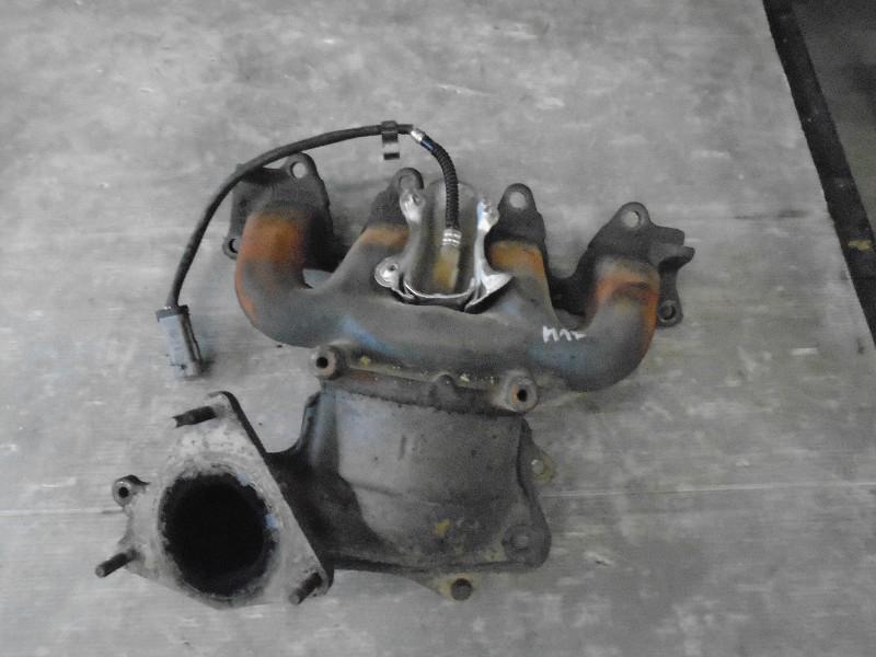 Megane I facelift 99-02   sběrné výfukové potrubí