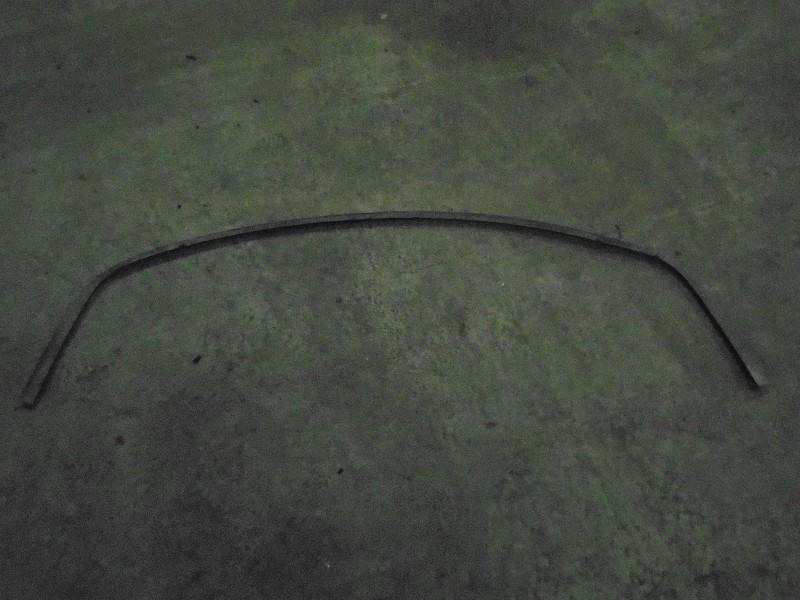 Megane I facelift 99-02 | spodní lišta nárazníku-lízátko