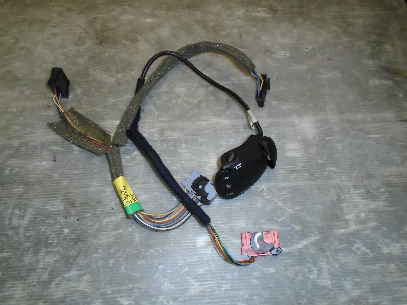 Megane I facelift 99-02 | ovládání radia s kabeláží