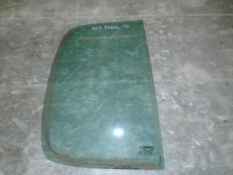 Megane I facelift 99-02 | sklo dvří PZ pevné pro kombi