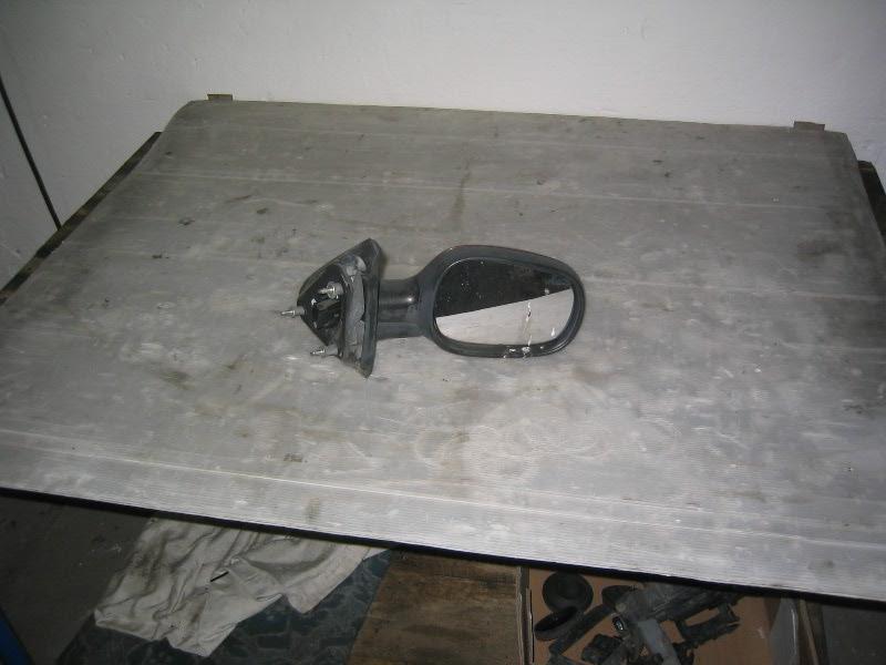 Megane I  96-99 | zrcátko PP elektrické ovl