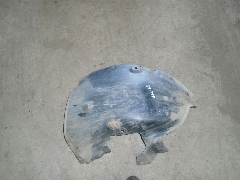 Scenic II  03-09 | plastové nadkolí PP přední část