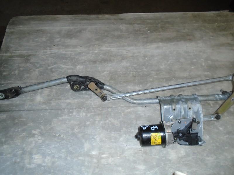 Scenic II  03-09 | motorek stěračů s přepákováním
