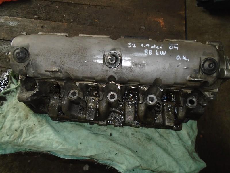 Scenic II  03-09 | hlava motoru pro 1,9dCi 88kW