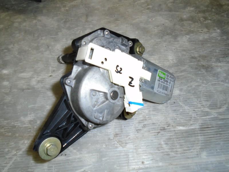 Scenic II  03-09 | motorek zadního stěrače pro pevné sklo