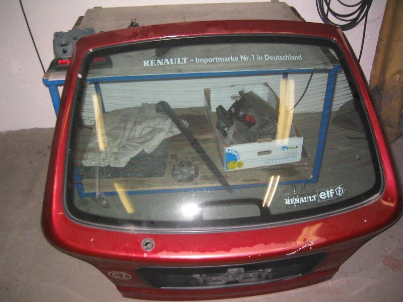 Megane I  96-99 | dveře 5 včetně skla