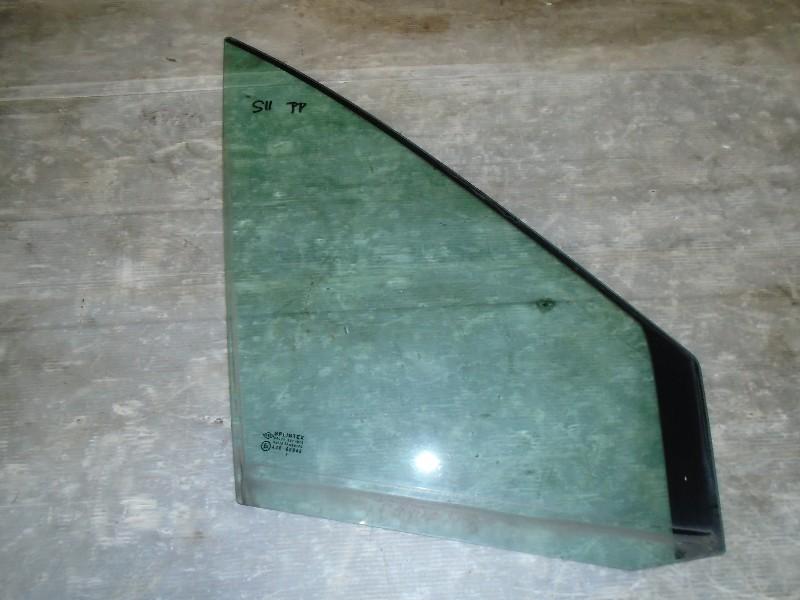 Scenic II  03-09 | sklo dveří PP pevné