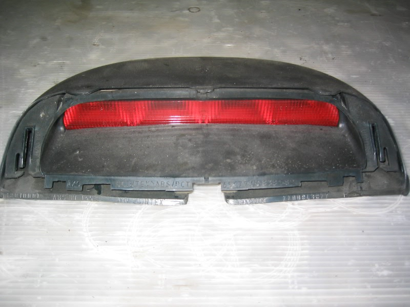 Megane I  96-99 | třetí brzdové světlo
