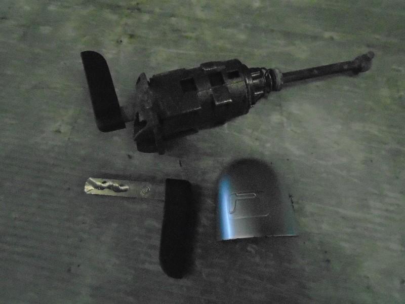 Scenic II  03-09 | pohotovostní zámek fab+klíč