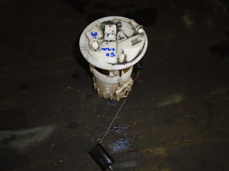Scenic II  03-09 | plovák do nádrže-palivoměr
