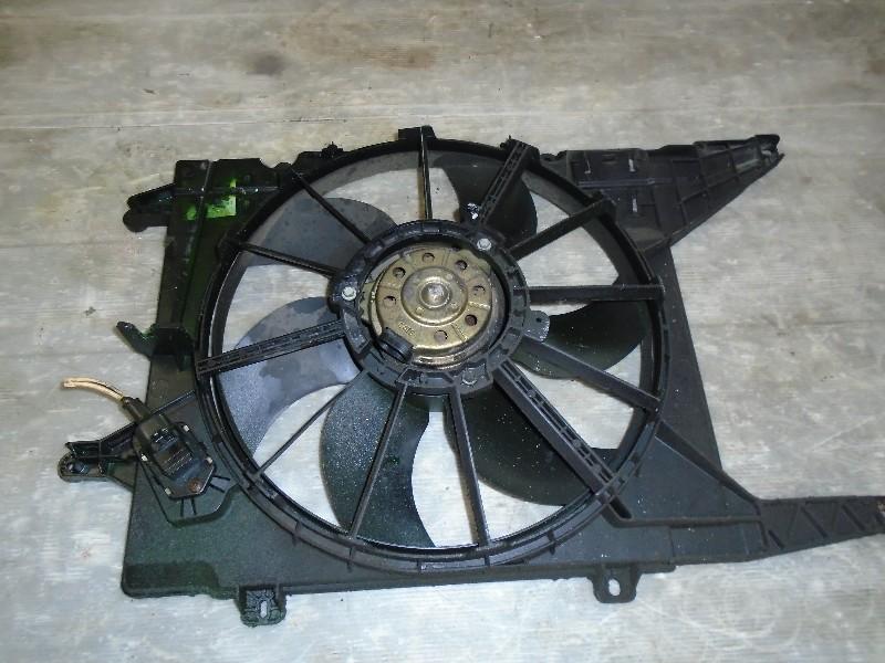 Megane I break kombi 99-02 | ventilátor chladiče-sahara