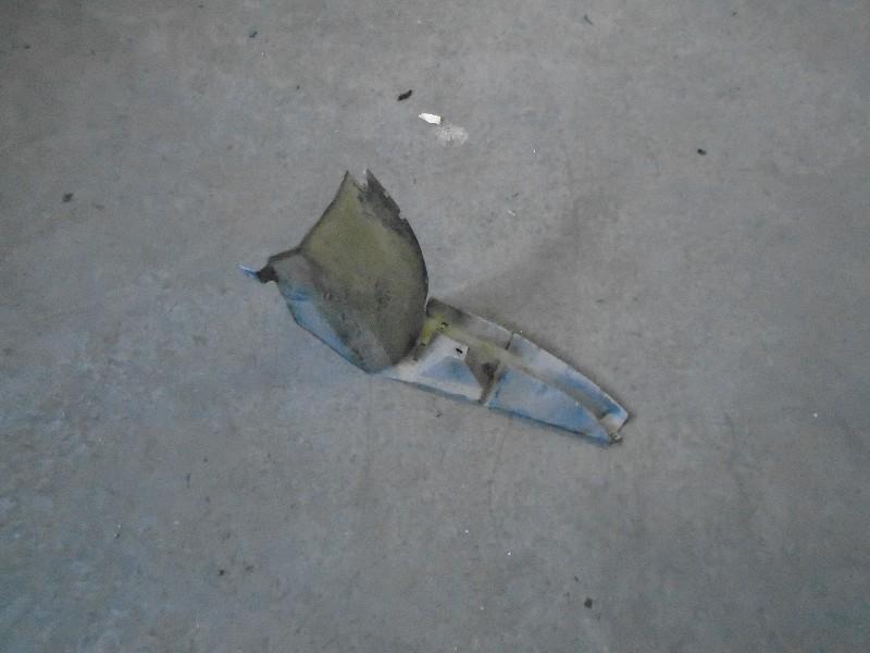 Megane I break kombi 99-02 | plastové nadkolí PZ