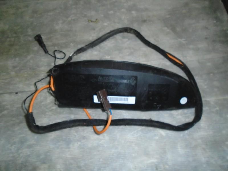 Megane I break kombi 99-02 | airbag sedačky PP
