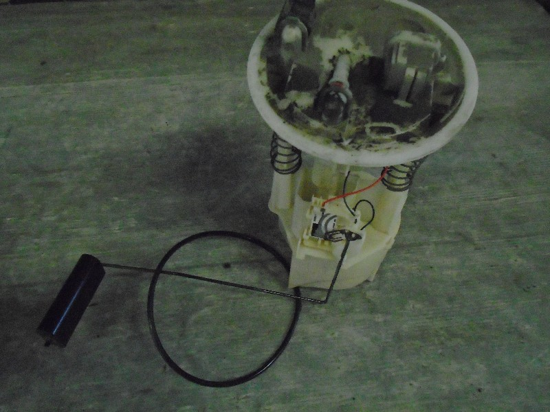 Scenic  99-03   palivoměr pro dTi