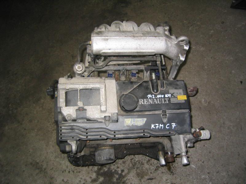Megane I  96-99 | motor K7MC7