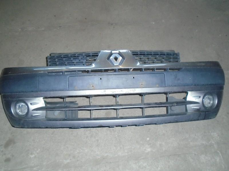 Clio II  98-05 | nárazník přední