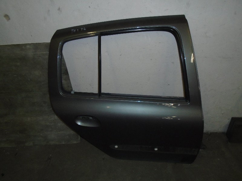 Clio II  98-05 | dveře PZ
