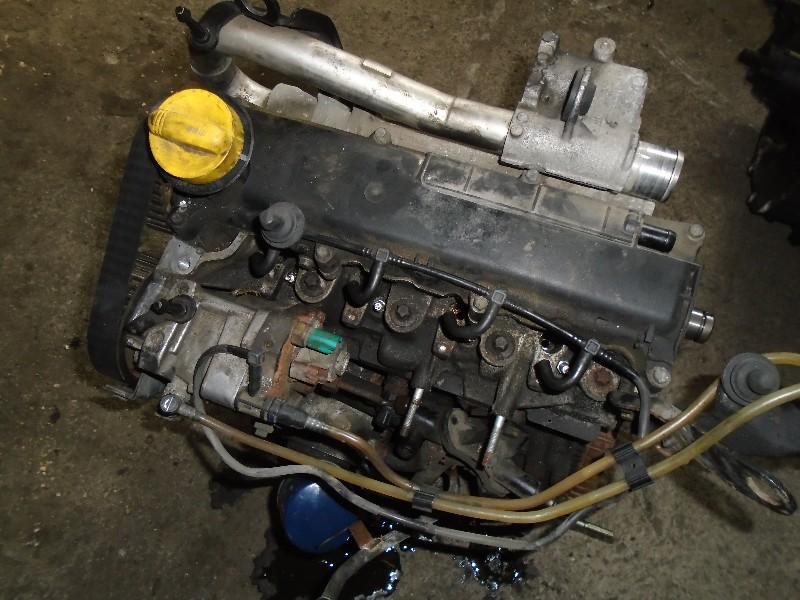 Clio II  98-05 | motor K9K 1,5dCi