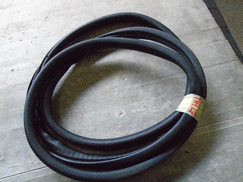 Clio II  98-05 | těsnící guma dveří LP