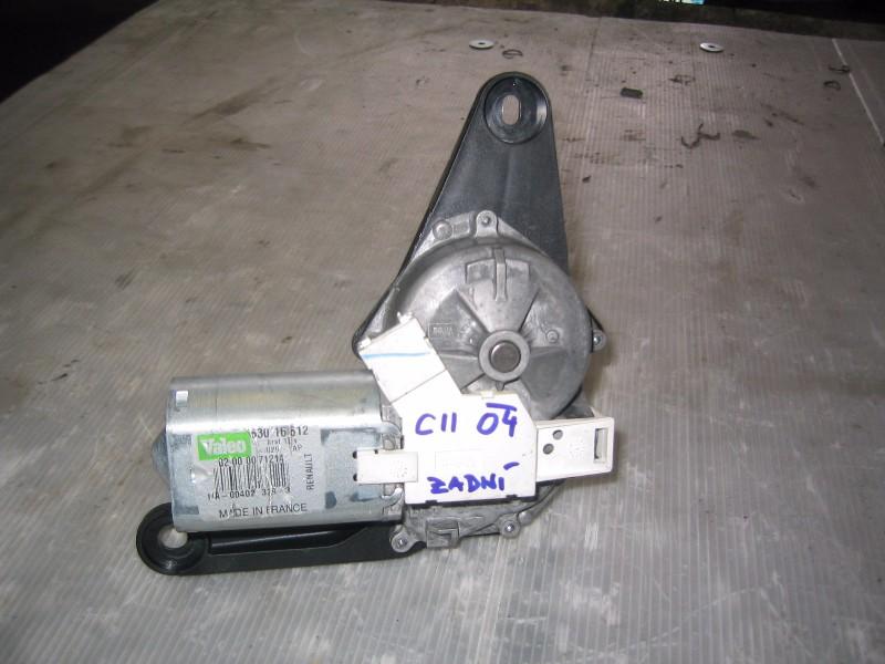 Clio II  98-05 | motorek stěrače zadní