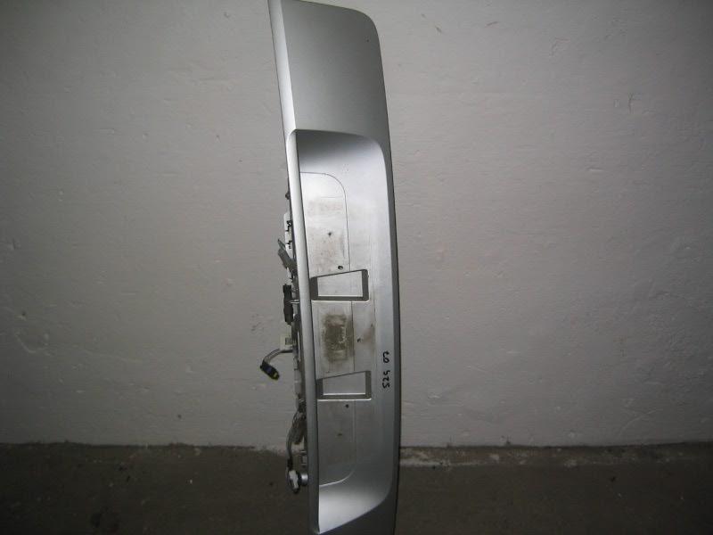 Grand Scenic II 04-09 | plastová lišta 5 dveří