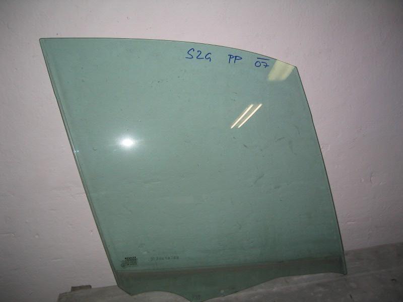 Grand Scenic II 04-09 | sklo dveří PP