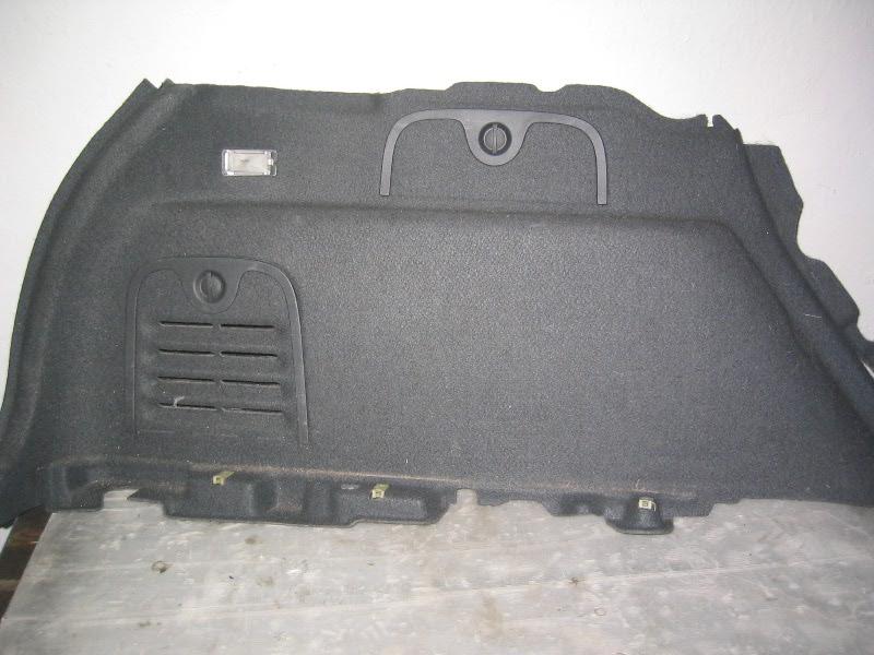 Grand Scenic II 04-09 | výplň kufru LZ