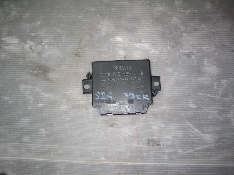 Grand Scenic II 04-09 | jednotka parkovacích senzorů