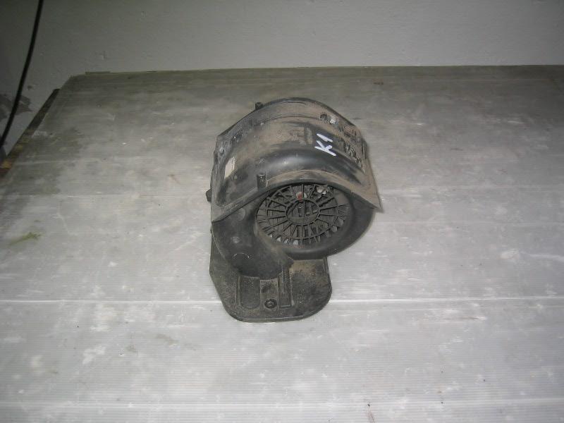 Kangoo  98- | motorek ventilátoru topení