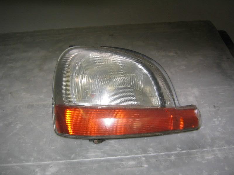 Kangoo  98- | světlomet PP