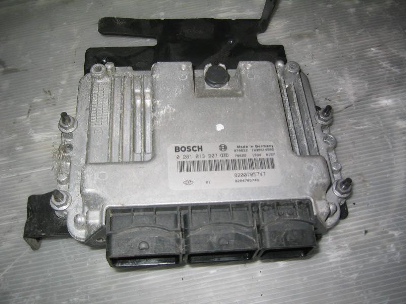 Grand Scenic II 04-09 | řídící jednotka motoru dCi 96kW
