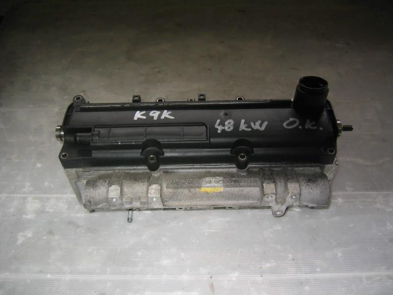 Kangoo  98- | hlava motoru 1,5 dCi typ K9K