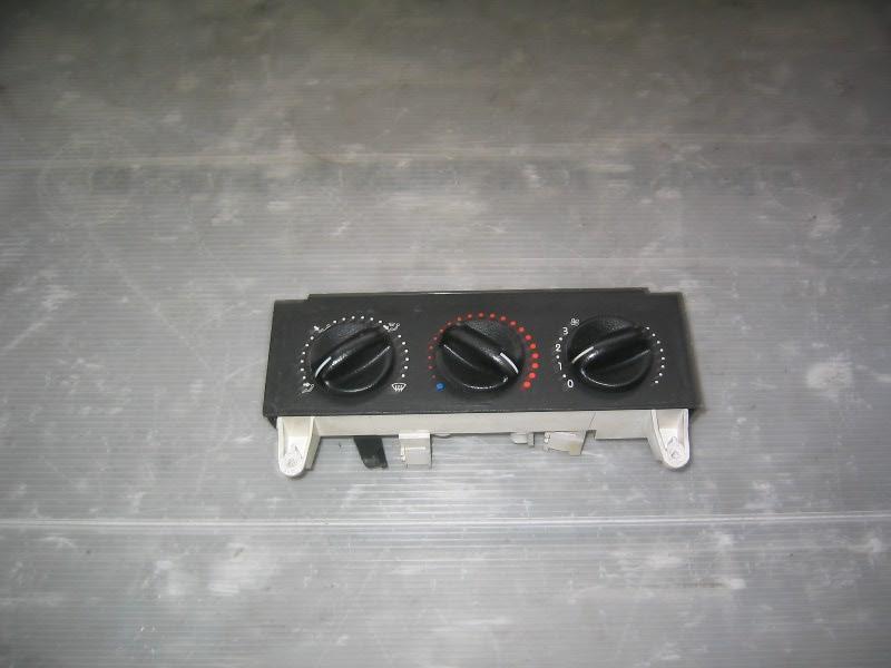 Kangoo  98- | ovládání topení -AC