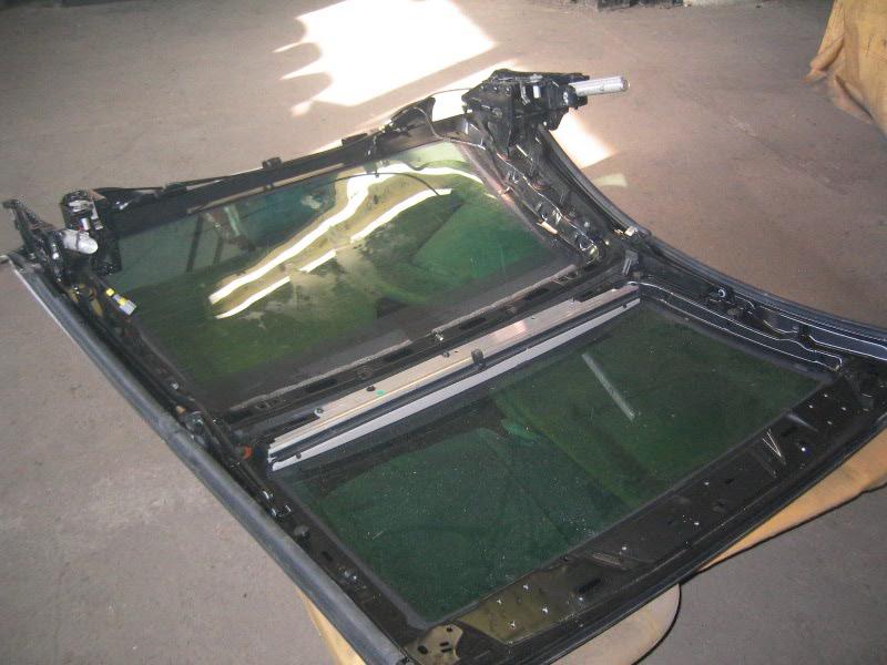 Megane II CC coupe cabrio | elektrická panoramaticka střecha
