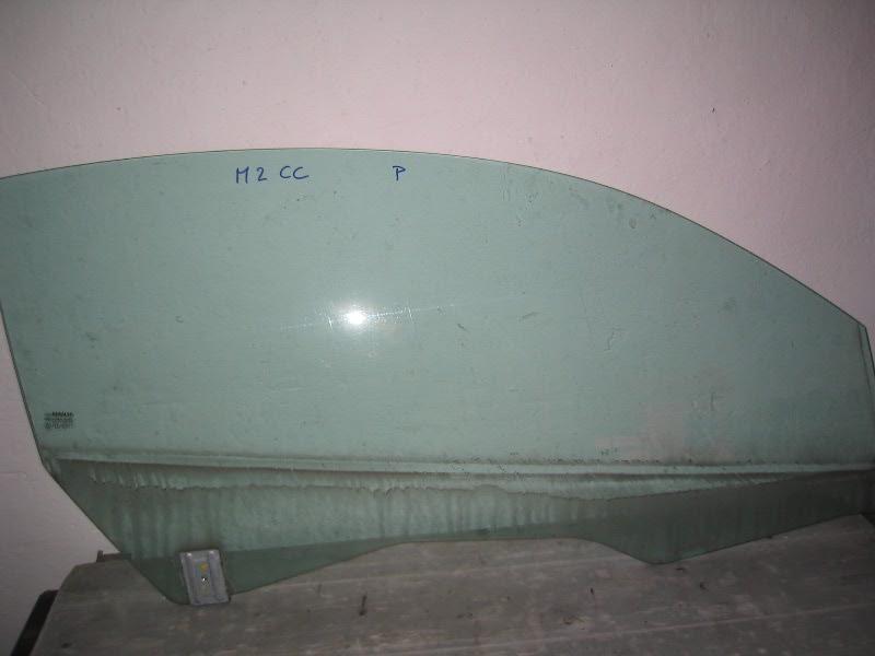 Megane II CC coupe cabrio | sklo PP dveří
