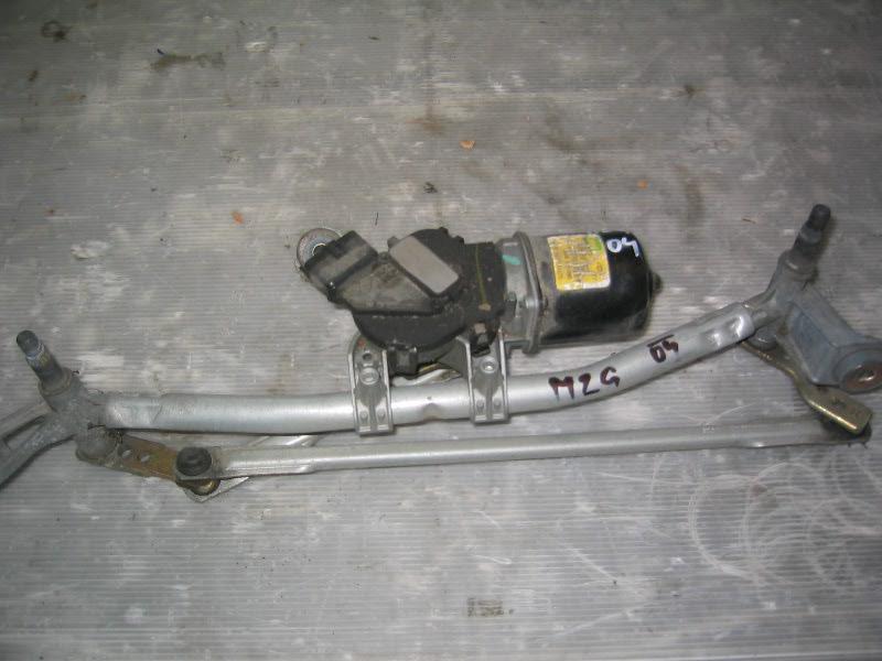 Megane II grandtour | motorek stěračů s přepákováním přední