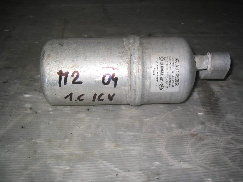 Megane II grandtour | kondenzační nádobka klimatizace