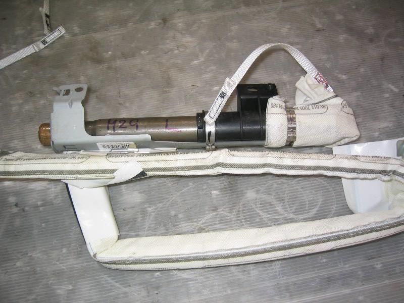 Megane II grandtour | stropní airbag L