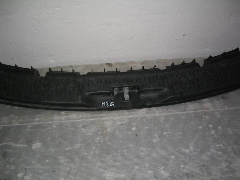 Megane II grandtour | plastový kryt hrany kufru